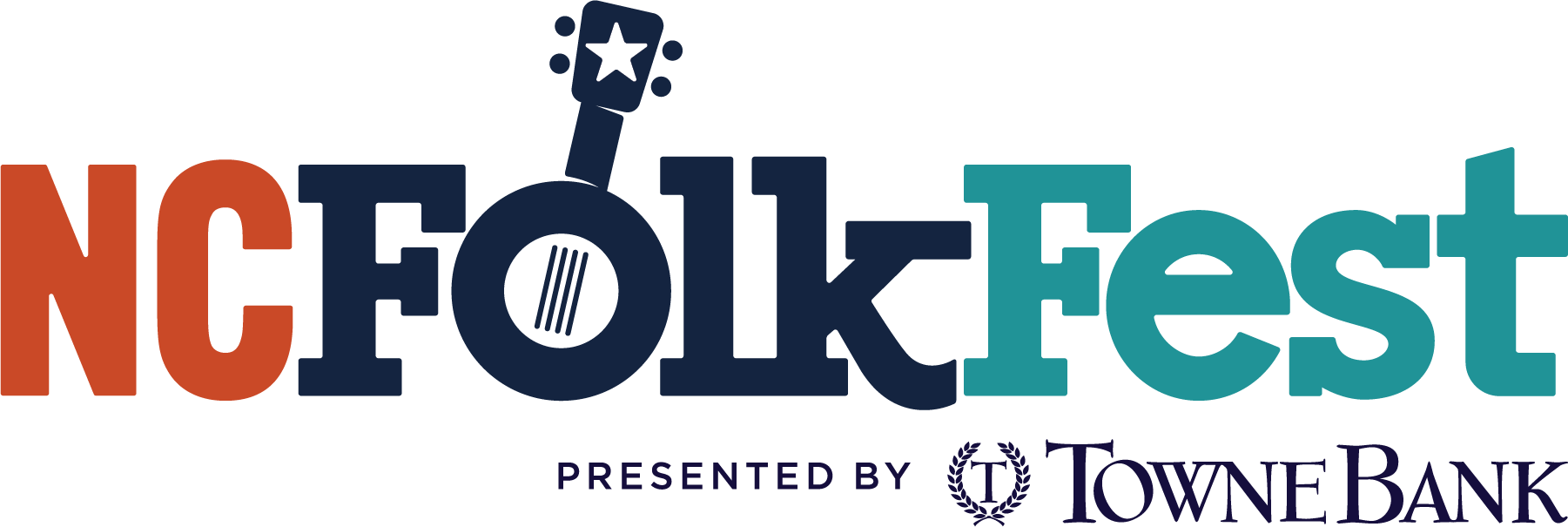 NC Folk Fest presented by Towne Bank.