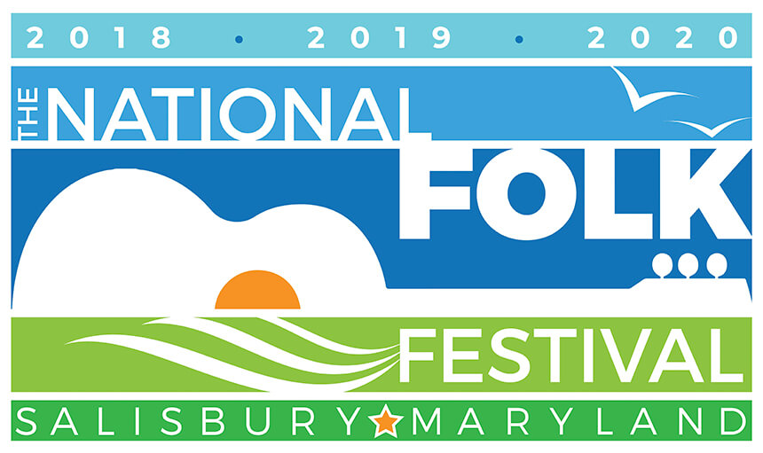 2018, 2019, and 2020 National Folk Festival in Salisbury Maryland.
