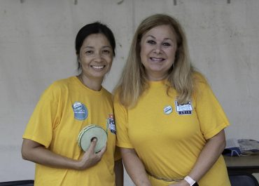 Volunteer Registration for the 2019 Festival is open!