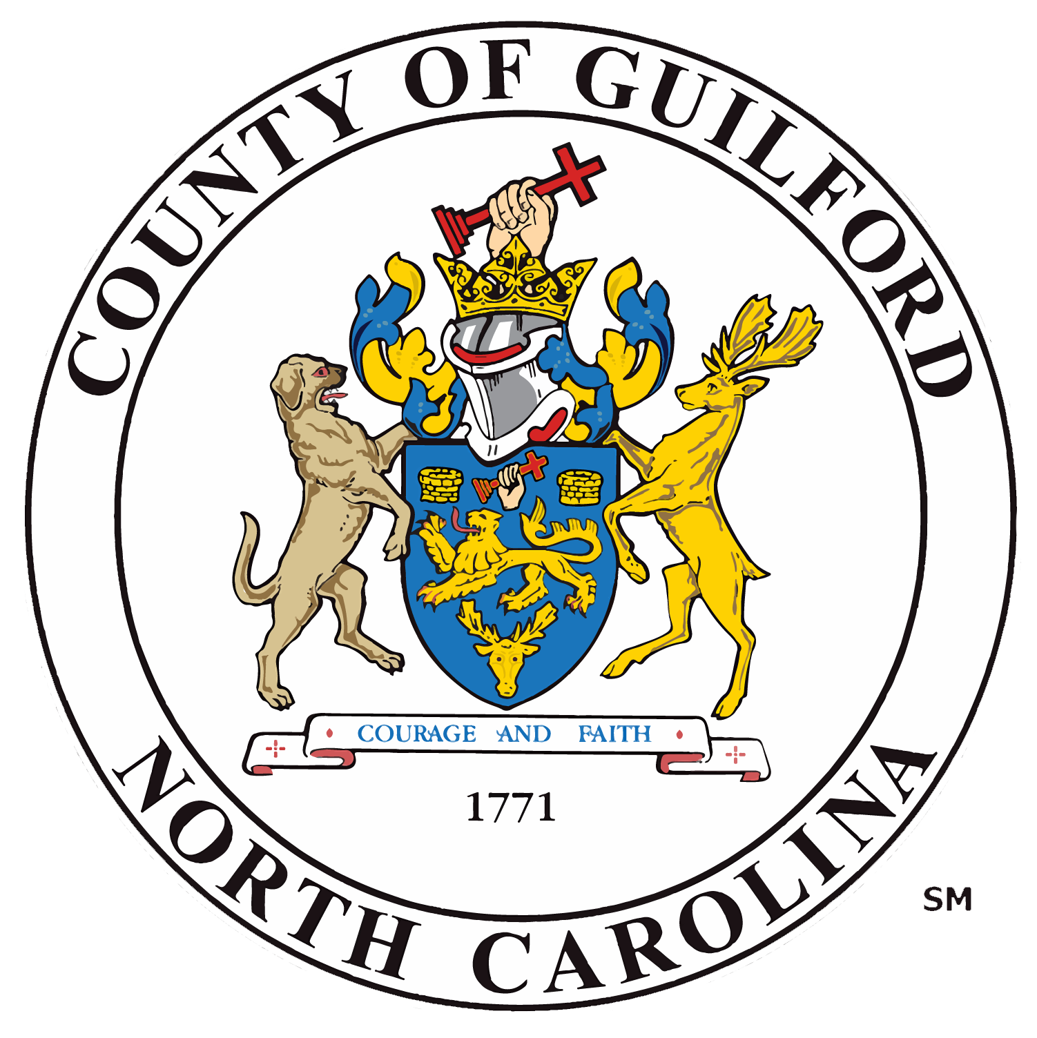 County of Guilford North Carolina.
