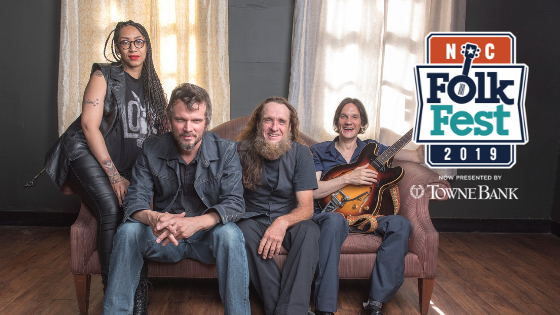 North Mississippi Allstars and Eight Additional Artists Join the 2019 N.C. Folk Festival Lineup