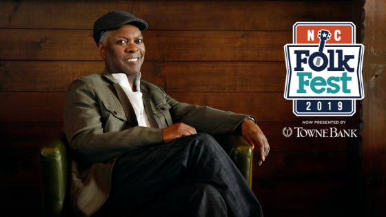 NC Folk Festival | Booker T. Jones