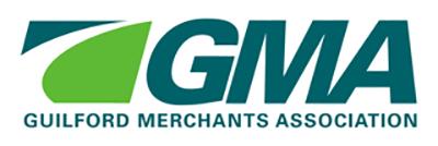 GMA: Guilford Merchants Association.