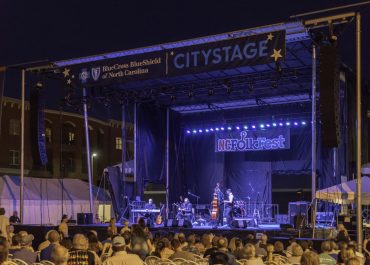 NC Folk Festival is Free to Attend Thanks to Support from Sponsors, Donations,  and Over 1000 Volunteers