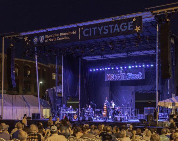 NC Folk Fest BCBS CityStage