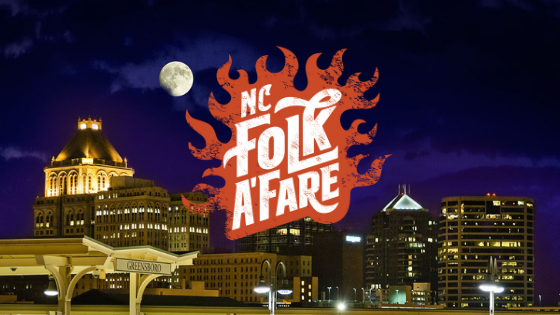 NC Folk Festival Announcement - NC Folk A'Fare
