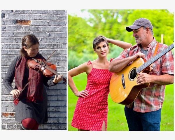 Folk Fest Music Spots