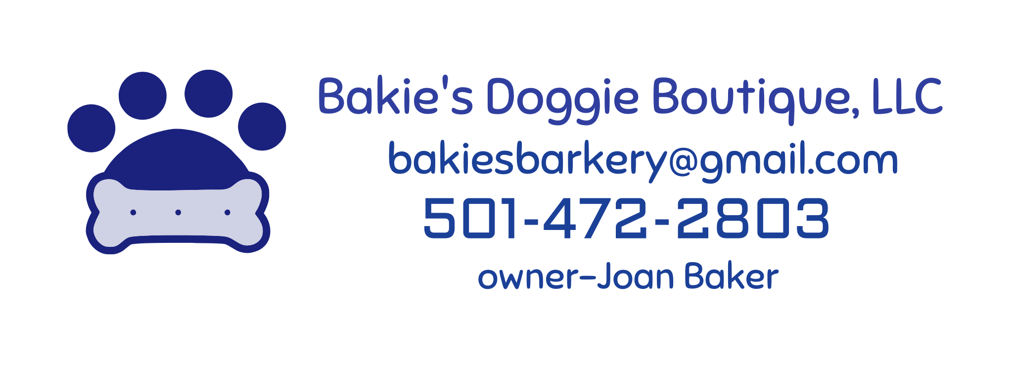 Bakie's Doggie Boutique