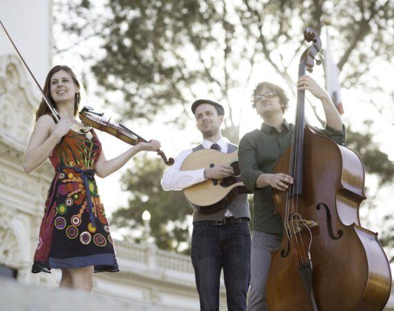 The Mari Black Trio