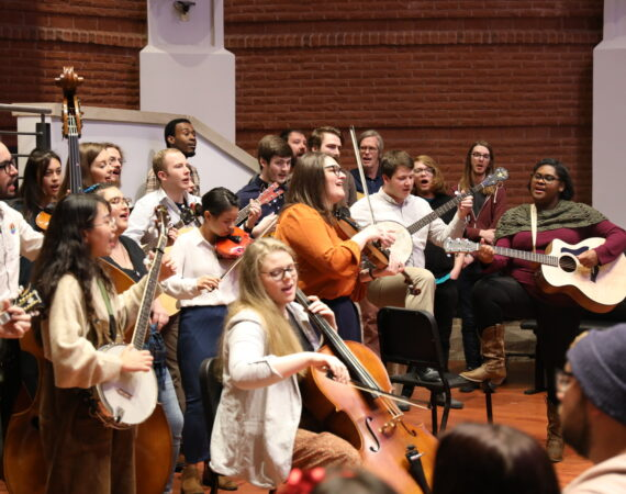 Festival Community Jam – Sponsored by the UNCG Old Time Ensemble