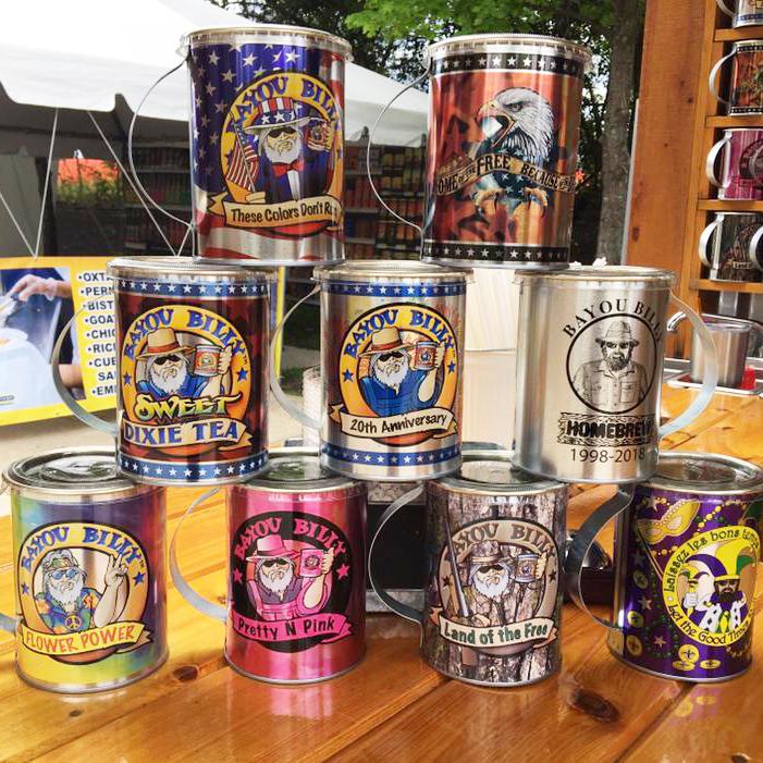 Bayou Billy Sweet Dixie Tea of the Carolinas