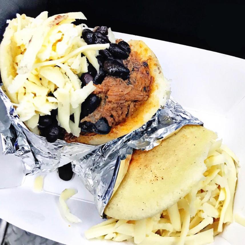 MexiArepa Grill