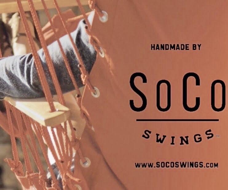 Southern Comfort Swings logo.