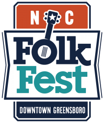 North Carolina Folk Festival in downtown Greensboro.