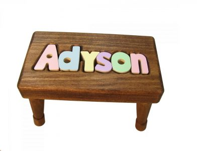 name stool dpas - Quality Wood Crafts